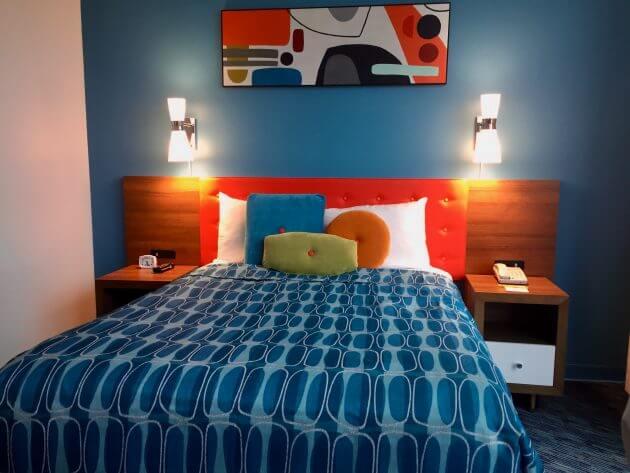 Tower Standard Bay Cabana Room