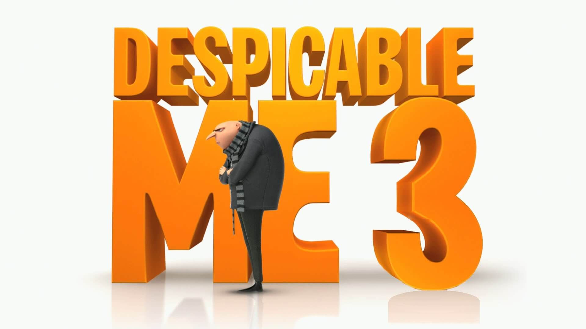 Image result for despicable me 3 uk poster