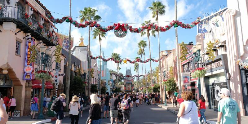 Disneys Mgm Studio 2017 Christmas