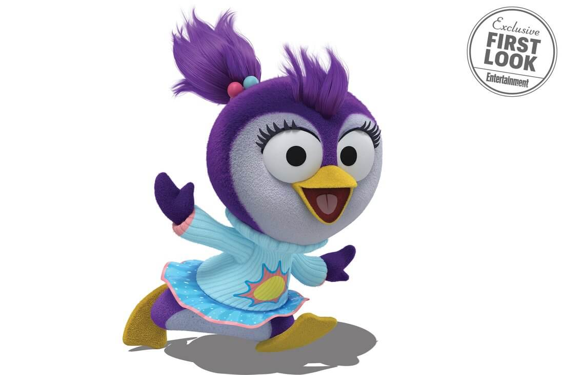 Summer Penguin Muppet Babies New Muppet Bsckids (11
