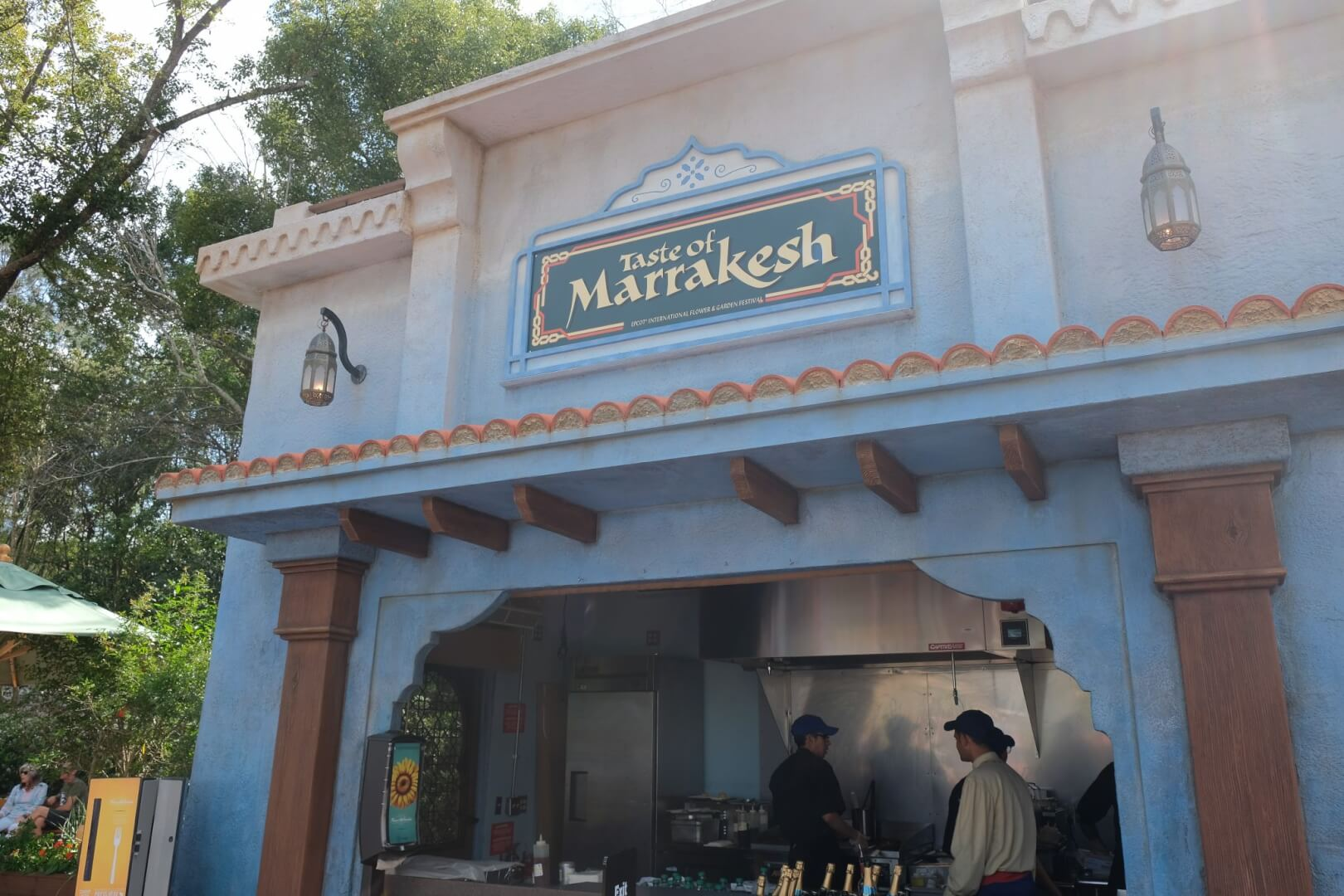 New Outdoor Kitchens and Cuisine come to Epcot International Flower ...