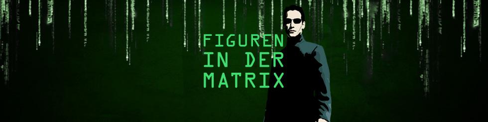 Figuren in der Matrix