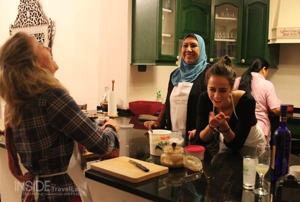 Beit Sitti Amman Jordan Laughter