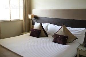 London Bridge Hotel Room