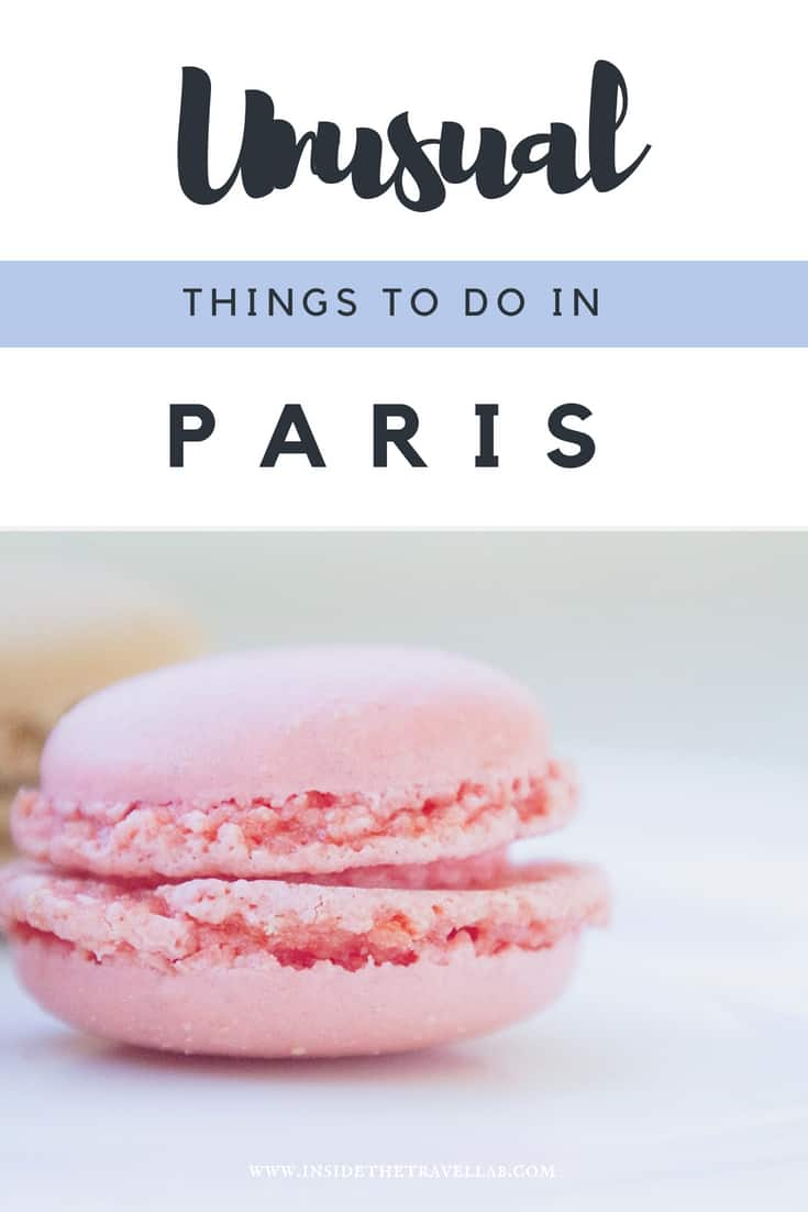 Unusual things to do in Paris . Enjoy this surprising collection of unique things to do in Paris that includes where to eat in Paris, what to see in Paris and what to do in Paris. Tried and tested? Mais oui! #Paris #France #LoveParis #TravelParis