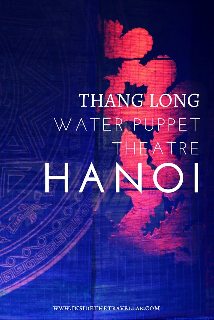 I first heard the story of the dragon king in the tight gloom of the Thang Long Water Puppet Theatre in Hanoi, Vietnam. - via @insidetravellab