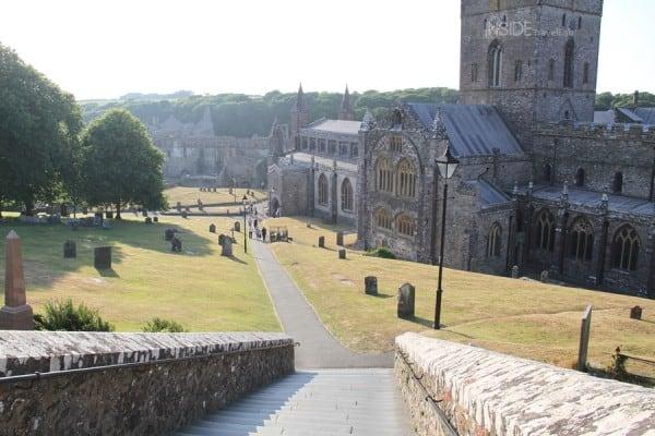 Short Break Pembrokeshire St Davids Cathedral