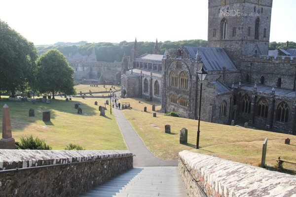 Short Break Pembrokeshire St Davids Cathedral
