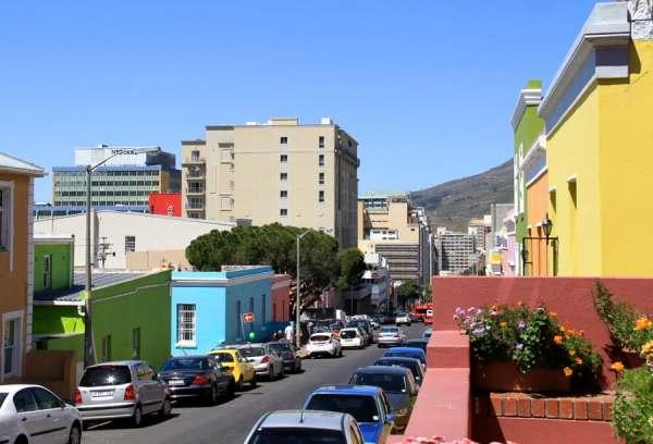 Bo Kaap Streets