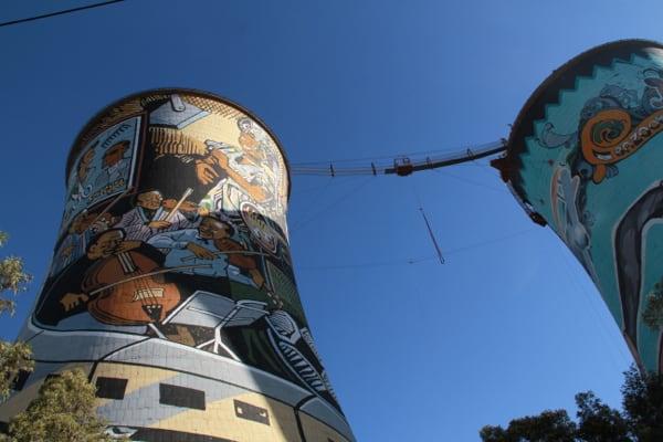 Jozi Orlando Towers