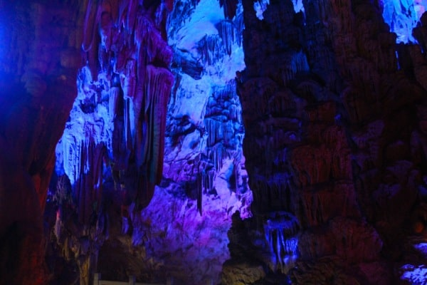 Reed Flute Cave Blue