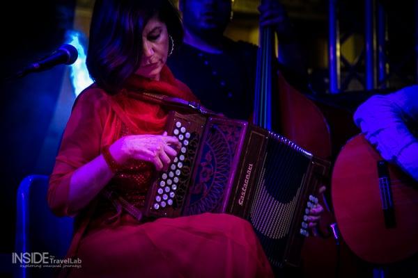 Soulful Carpino accordion
