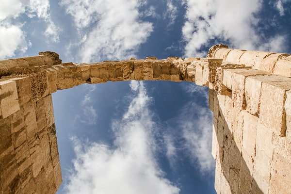 Jerash- ancient Roman city