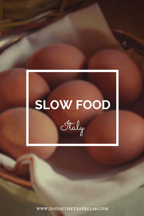 Slow Food in Italy from @insidetravellab