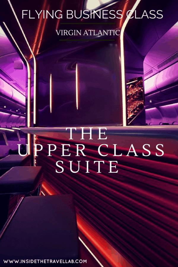 Virgin Atlantic Business Class in Review via @insidetravellab
