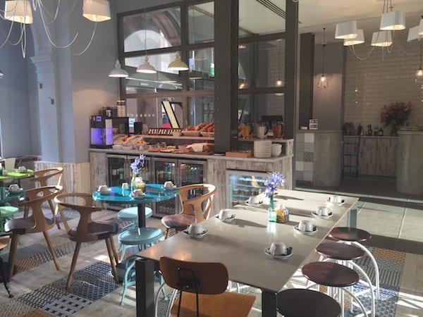 Z Shoreditch Hotel Cafe