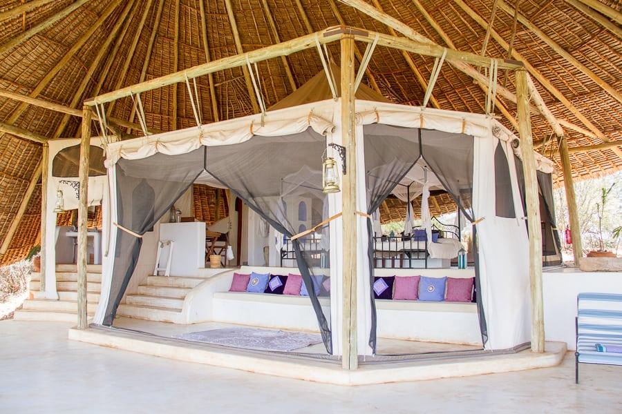 Sasaab LodgeRoom in Kenya