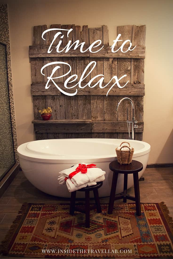Time to relax via @insidetravellab