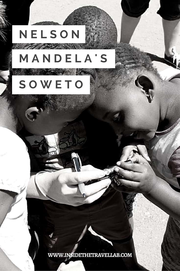 Soweto seems as apt a place as any to visit when contemplating Nelson Mandela's role in the world. - via @insidetravellab