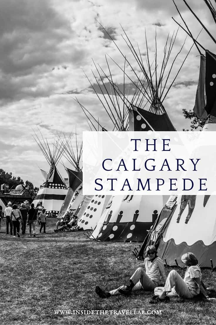 The Calgary Stampede Greatest Outdoor Show on Earth in Canada via @insidetravellab