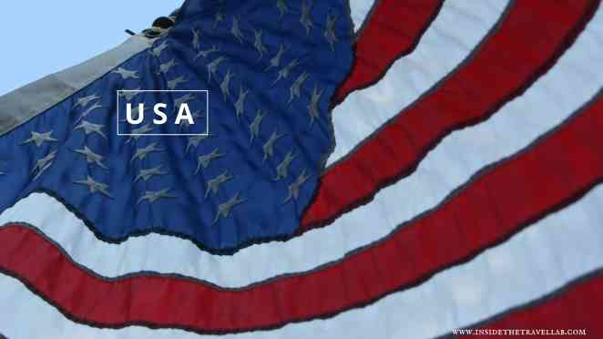 Travel to the USA with @insidetravellab