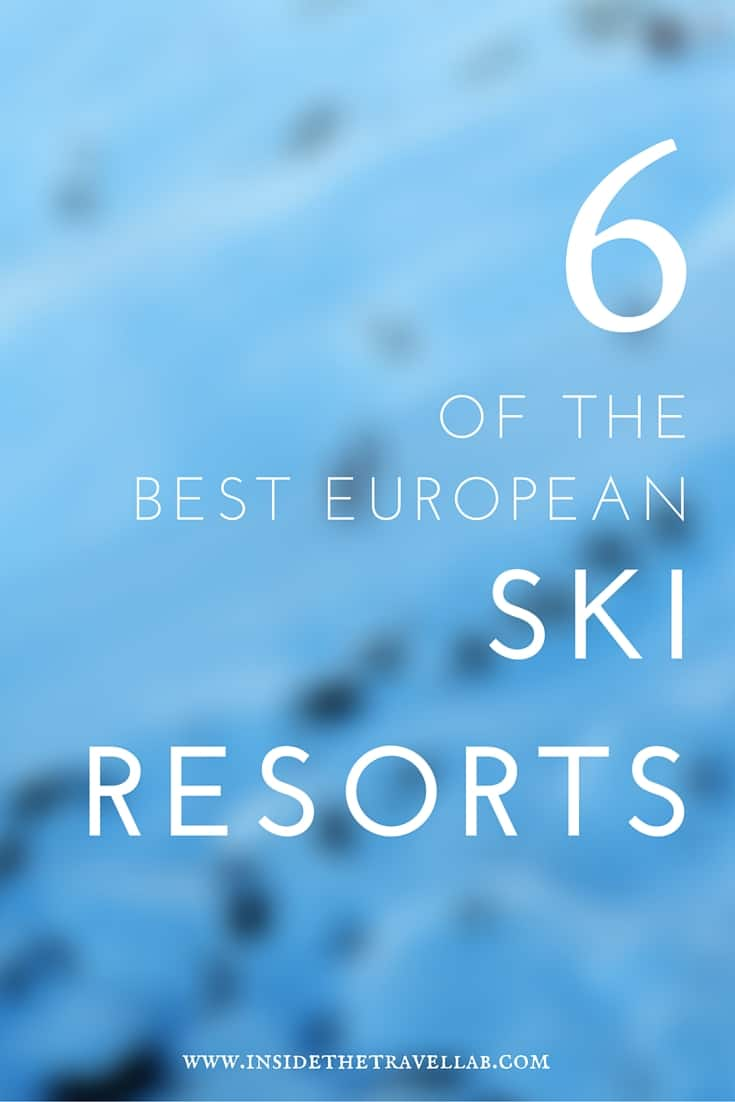 The call of the Alps is the loudest and most compelling, but there are a few that stand tall as the best European ski resorts. - via @insidetravellab