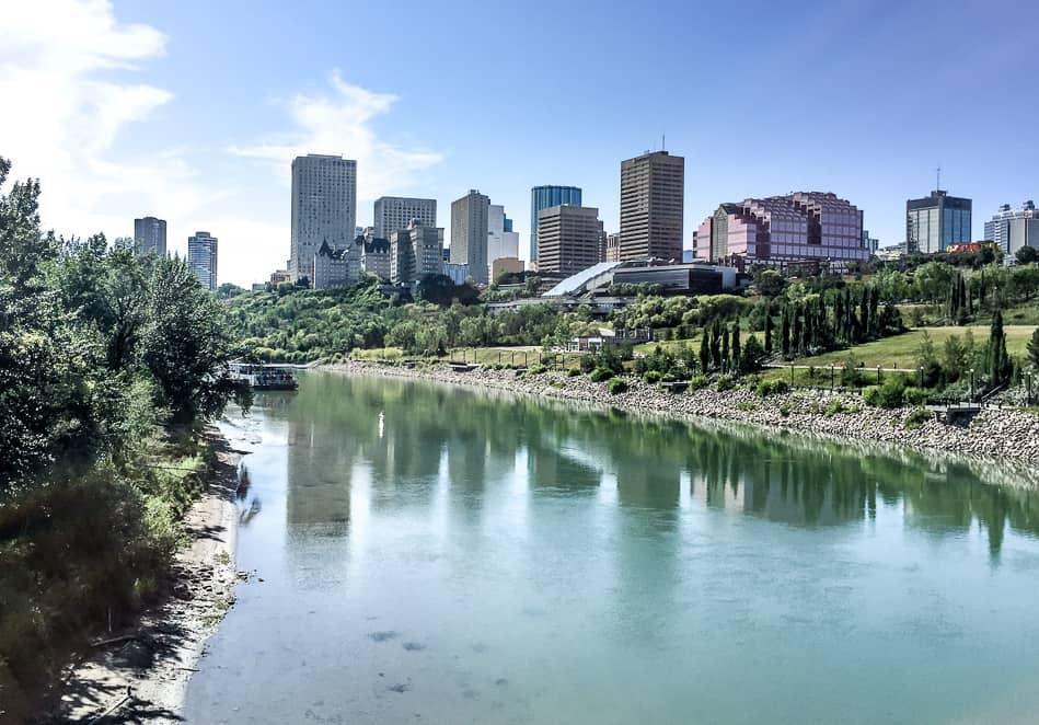 Edmonton Saskatchewan Riverside