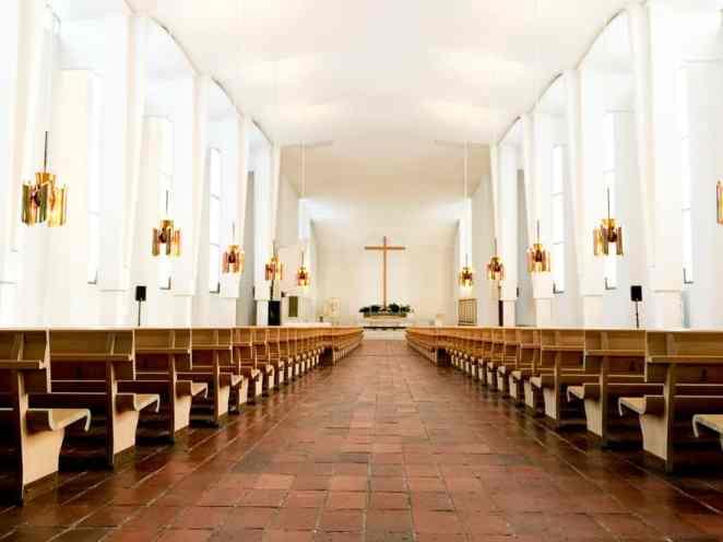 Seinajoki Finland Alvar Aalto Church