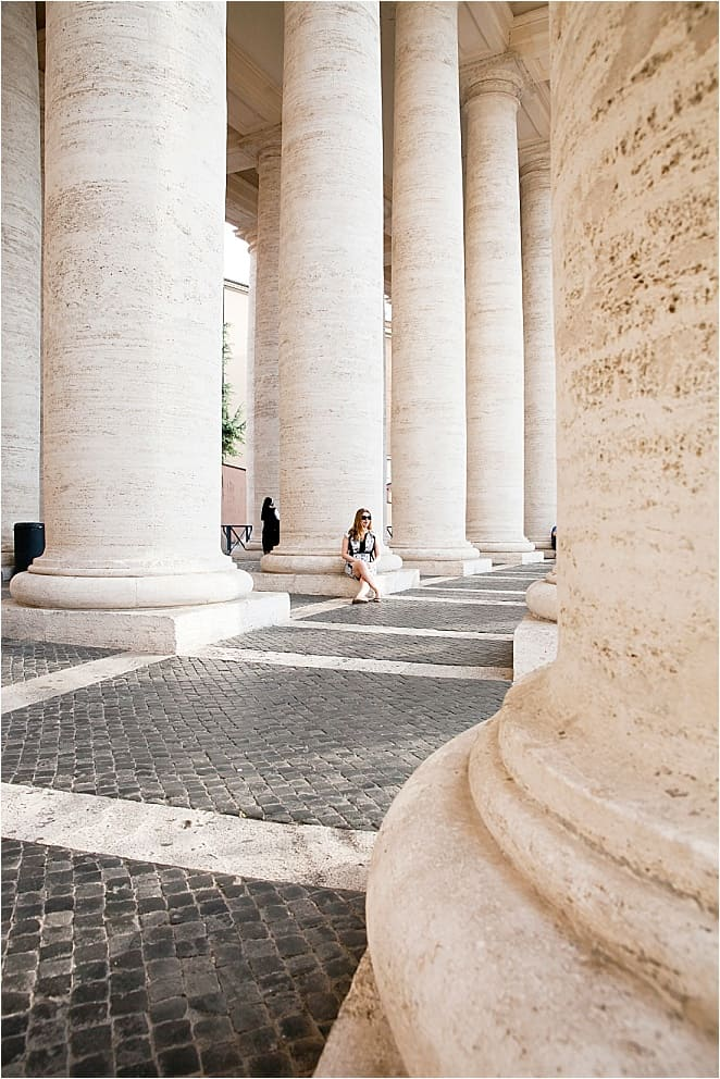 Read about my experience of a Travelshoot in Rome.