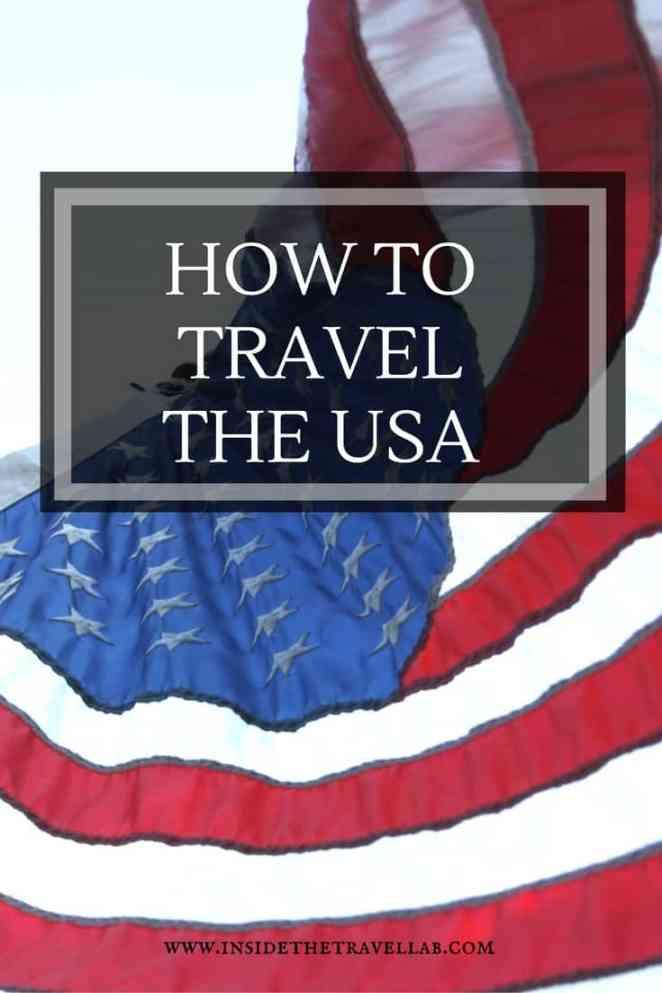 How to travel the USA via @insidetravellab