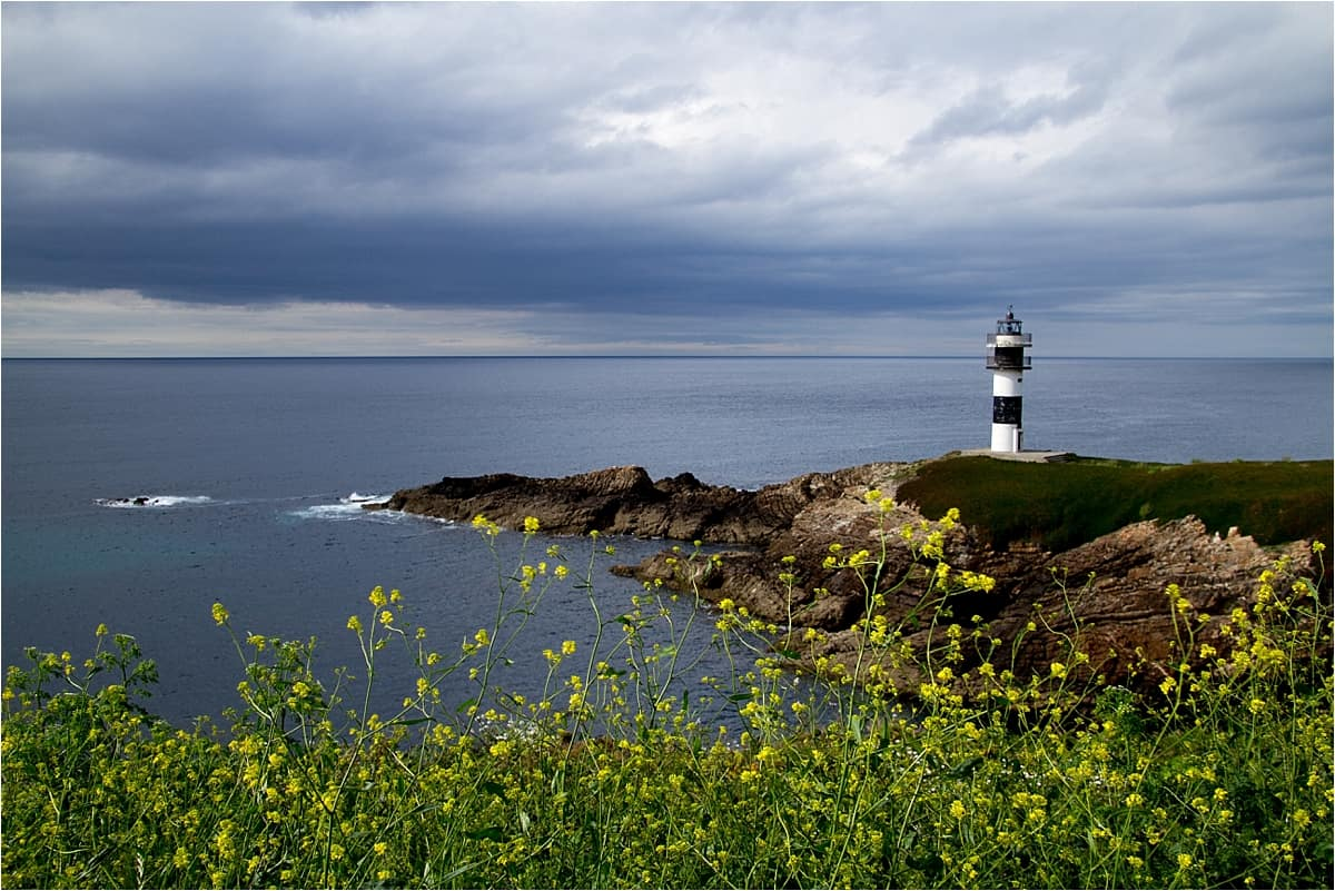 Visiting Galicia Spain and its many lighthouses