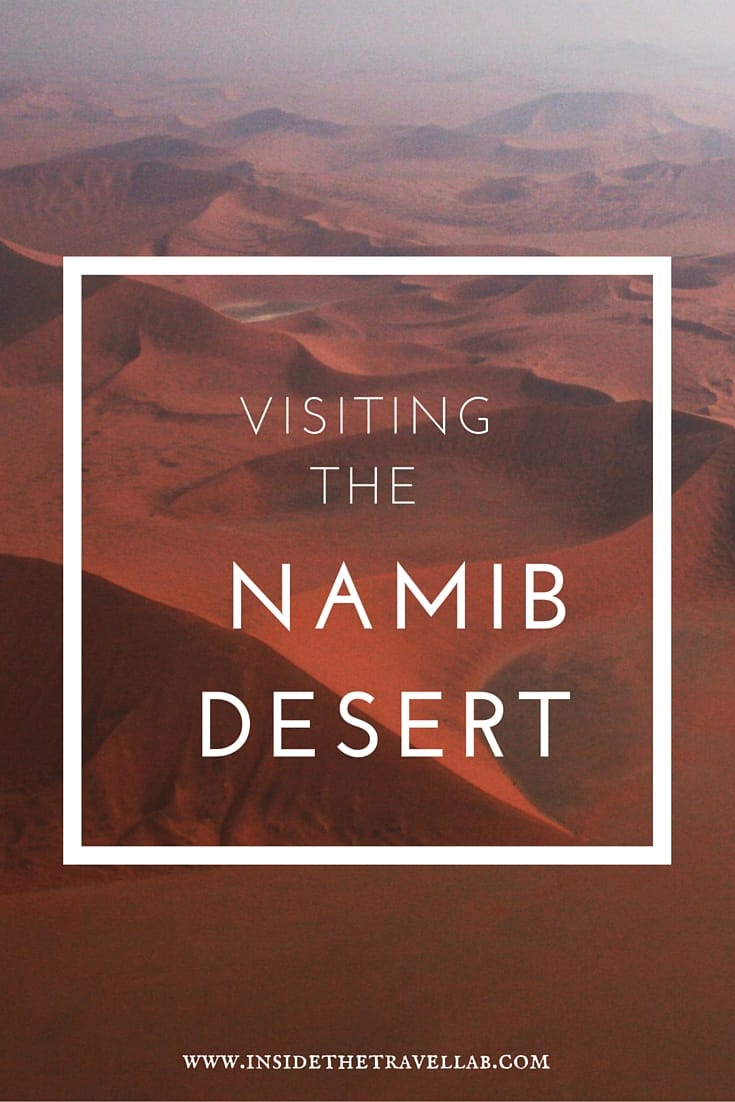 Unusual things to do in Africa > The oldest desert in the world is the Namib Desert, its boundaries stretching for over 32,000 meters. It is wide open space, racing against the sands of time. - via @insidetravellab