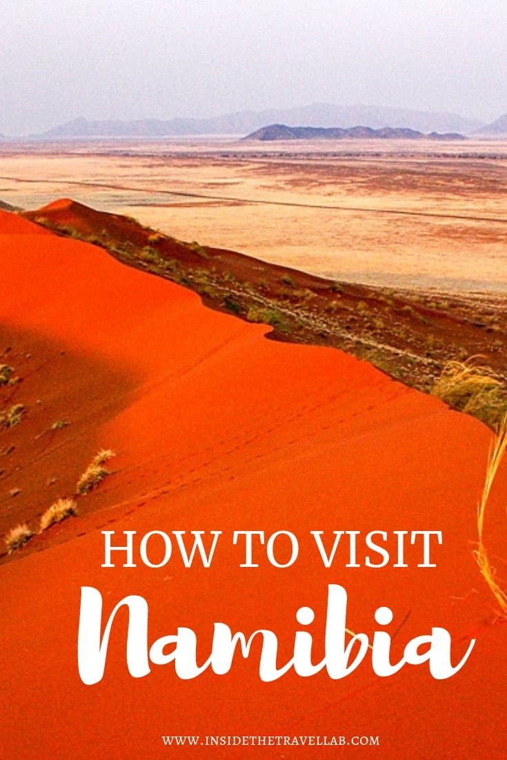 How to visit Namibia