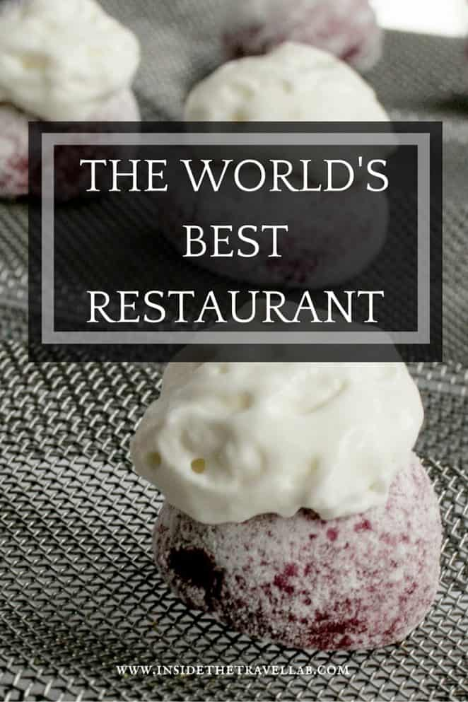 Travel in Spain > A look behind the scenes at the world's best restaurant via @insidetravellab