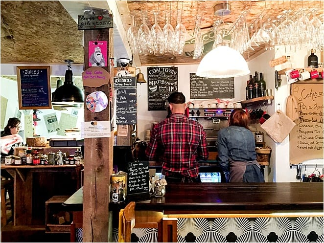 Ginhaus - another way to look at Welsh Food in Carmarthenshire