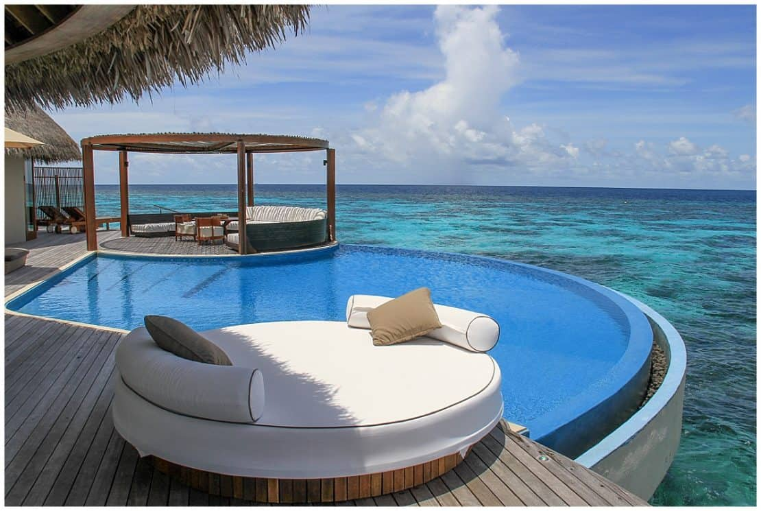 W Hotel Maldives Islands Ocean Room