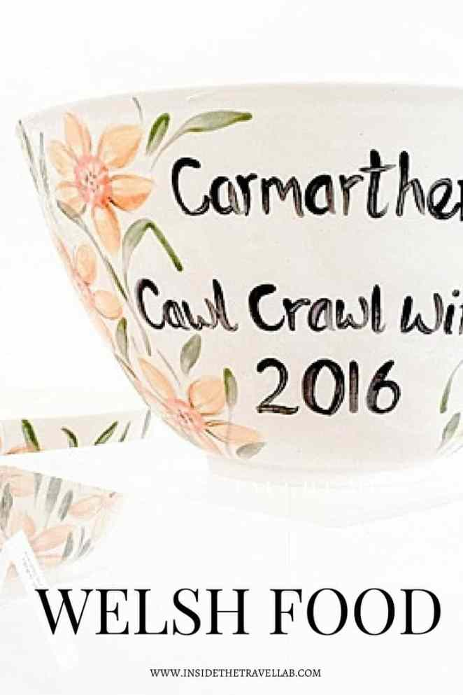 Welsh food cawl crawl - how to enjoy this traditional Welsh dish via @insidetravellab