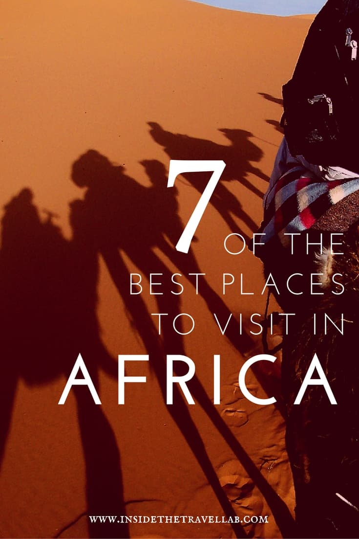 7 of the best places to visit in Africa