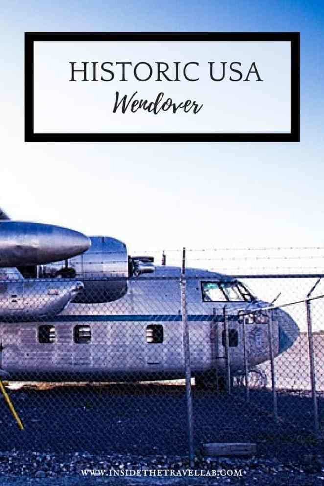 Historic Wendover USA