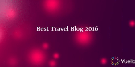 Best Travel Blog 2016
