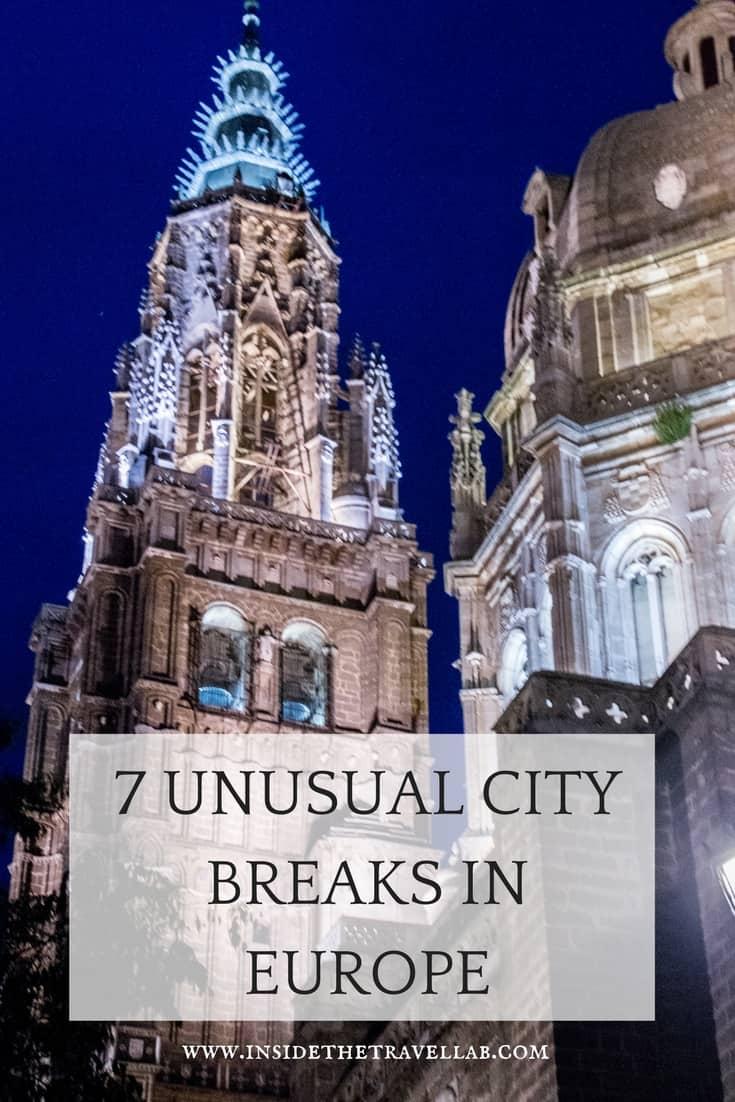 Amazing unusual city breaks in Europe from @insidetravellab