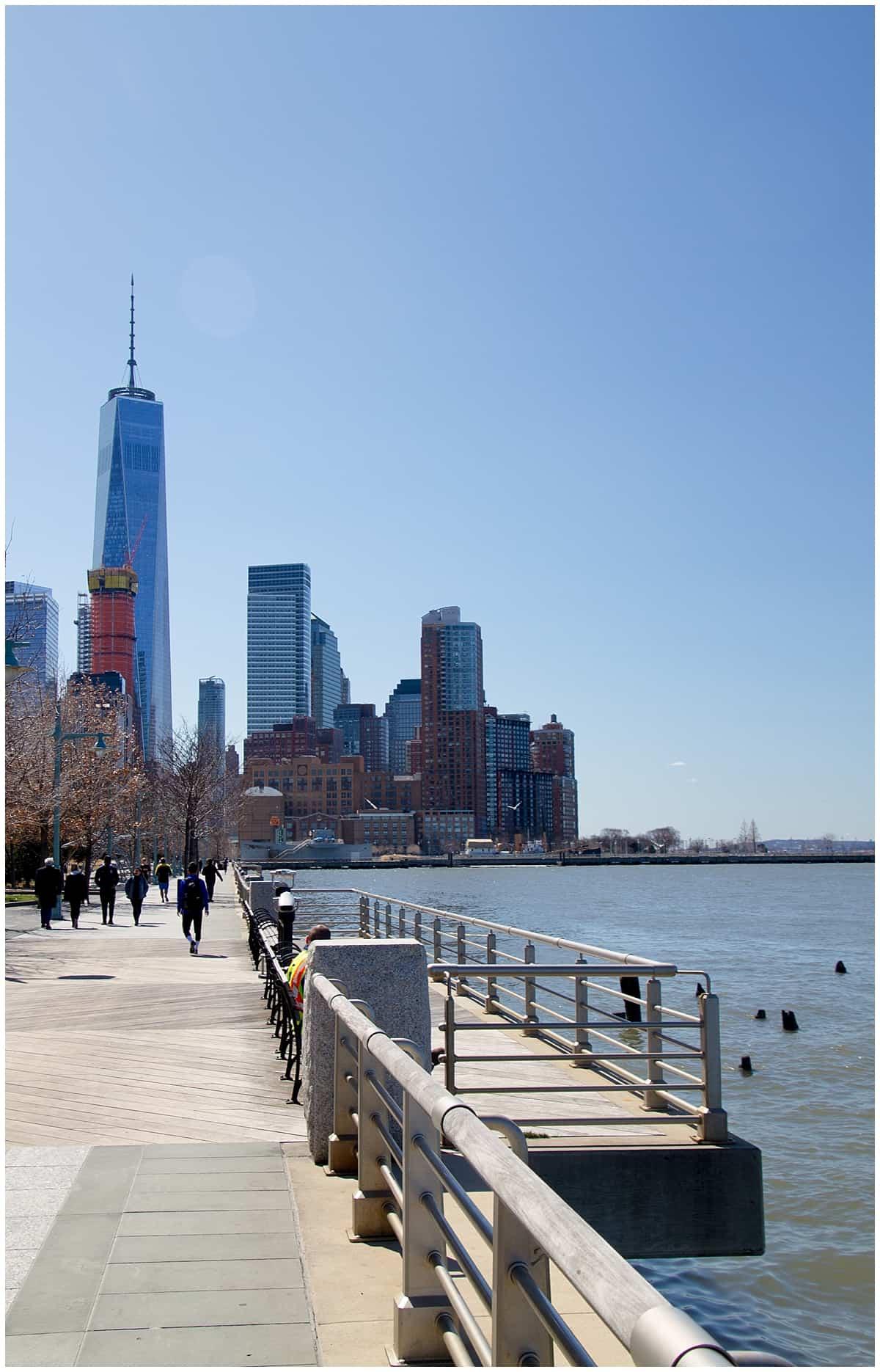 NY Hudson River Park