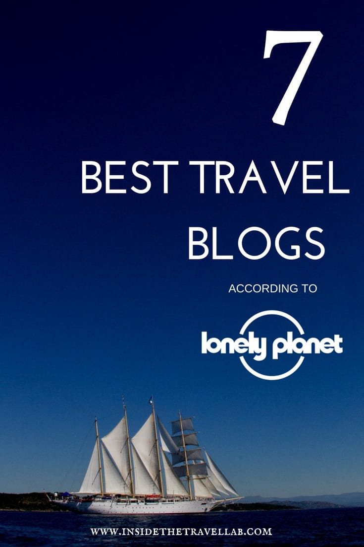 Lonely Planet reveals its 7 best travel blogs in the world and recommends these great travel websites for their inspiration, practical advice and sense of community.