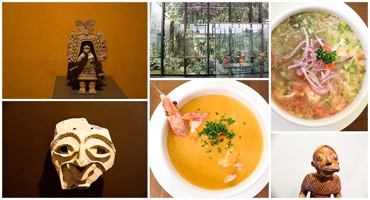 The mixed flavours of pre-Columbian Ecuador