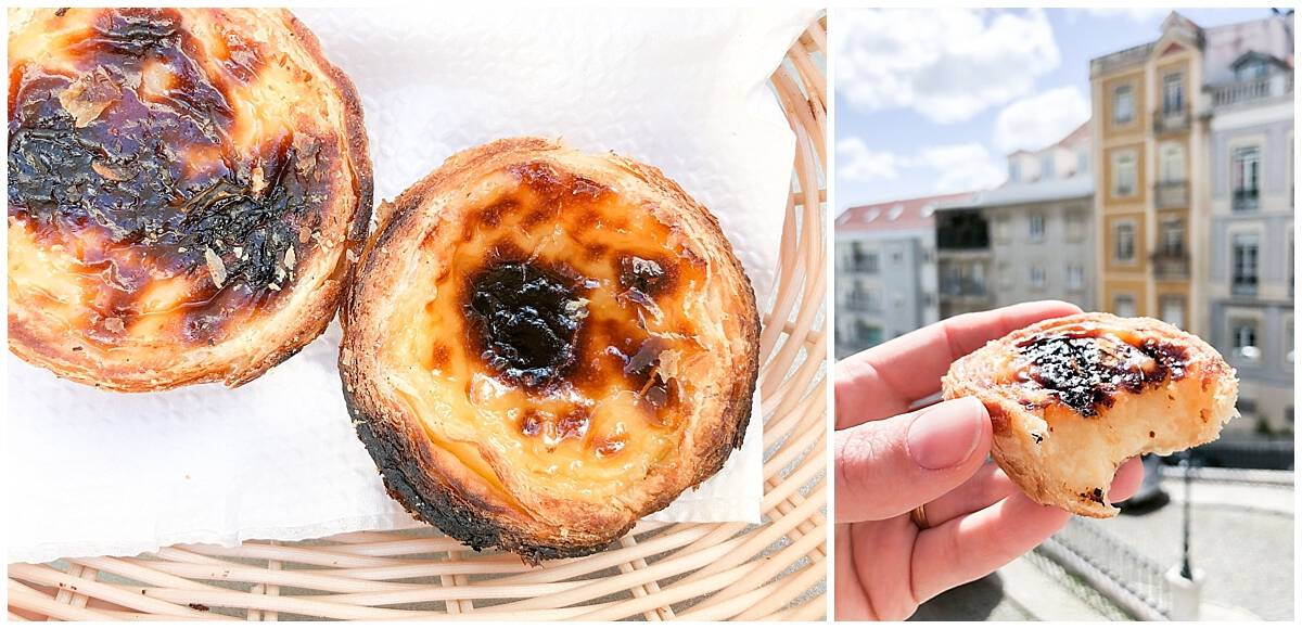Pasteis de Nata in Portugal
