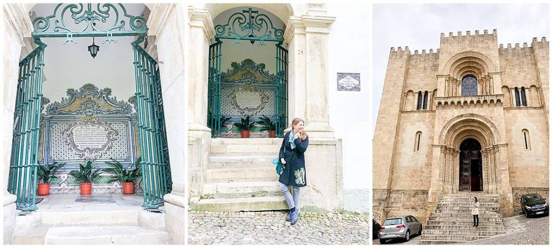 Highlight of Portugal and things to do in Coimbra - walk around the town