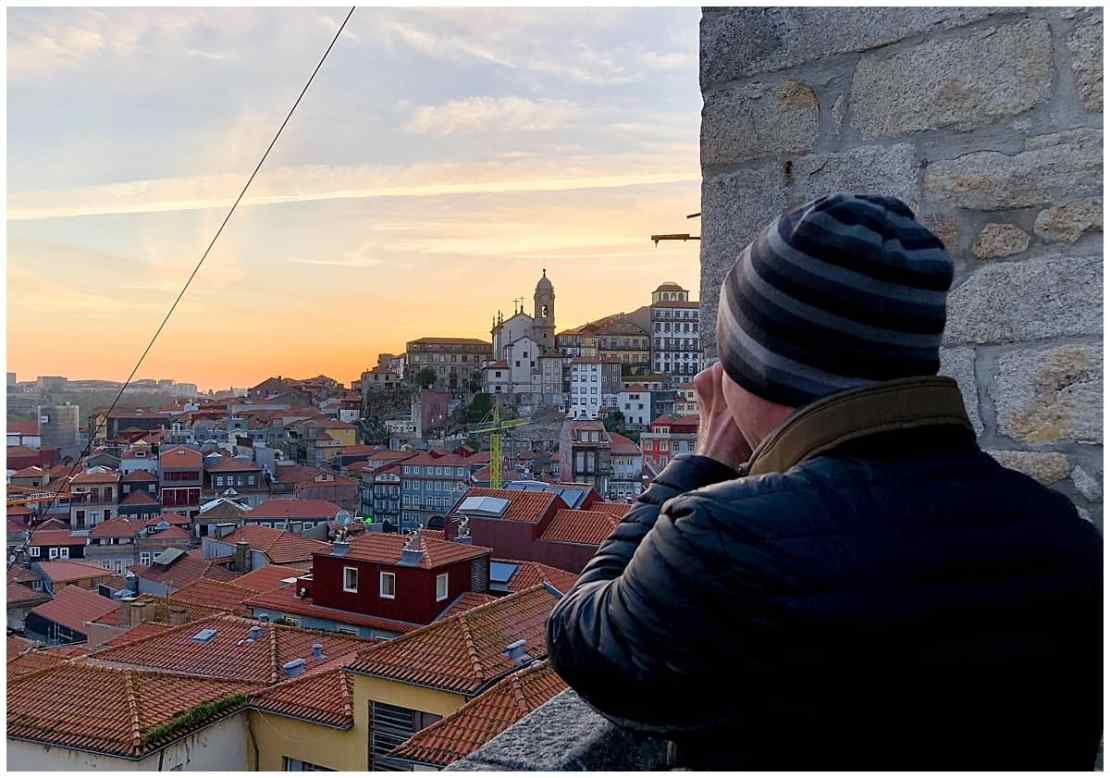 Authentic Things to do in Portugal - overlooking Porto