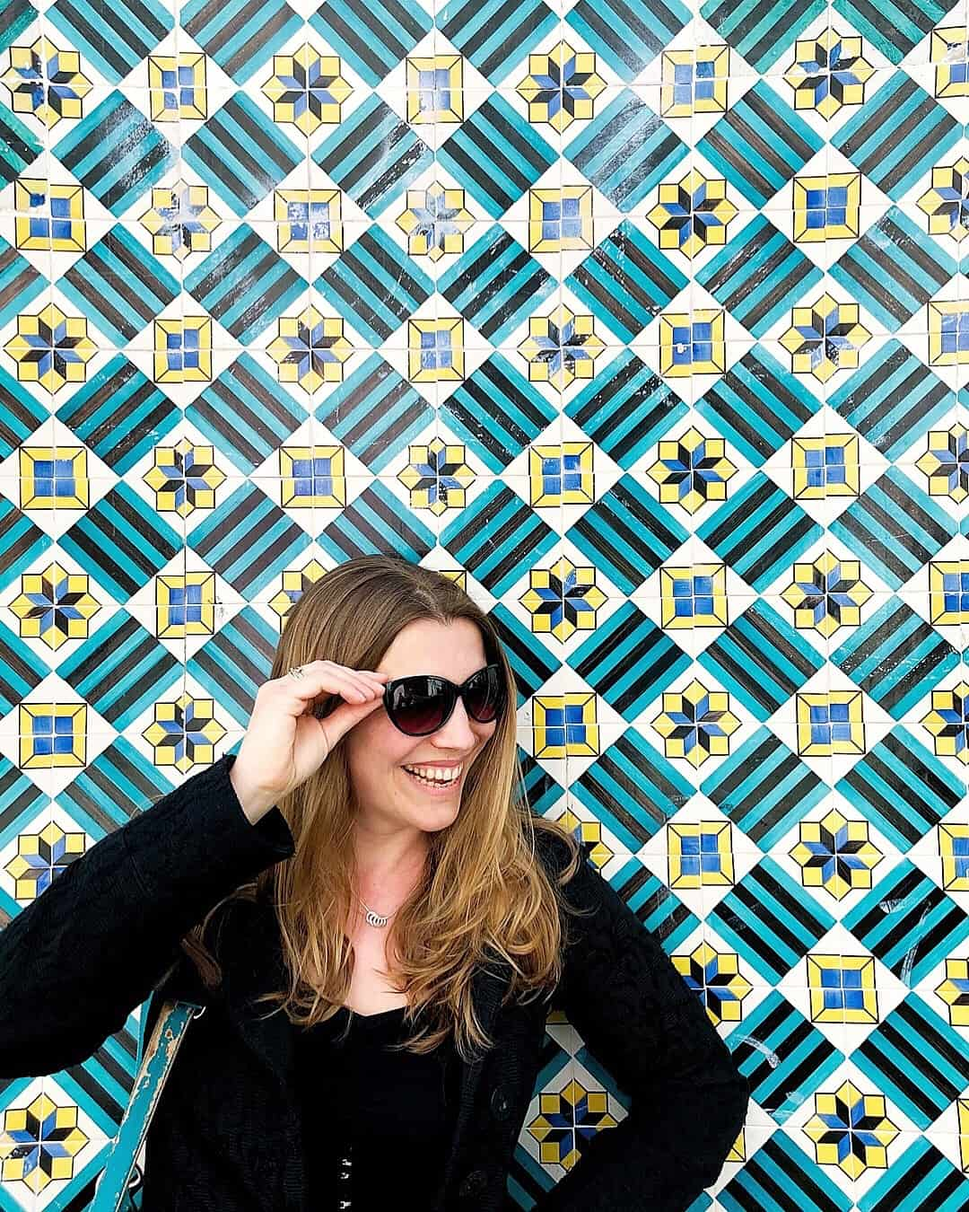 Abigail King of Inside the Travel Lab