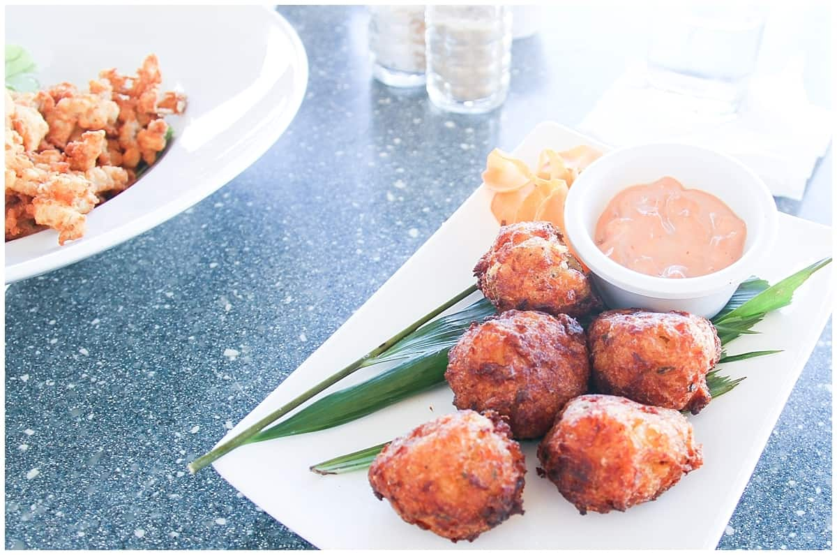 Bajan Recipes learned in Barbados - flying fish and cou cou or coo coo