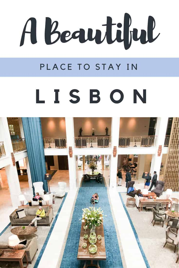 A beautiful luxury hotel in the heart of Lisbon. The Tivoli Lisbon is a great place to stay in Lisbon, with great restaurants, a spa, pool and stunning view of the city. A simply gorgeous hotel in Portugal. Highly recommended. #Lisbon #LuxuryHotels #Luxury #5star #portugal #TivoliHotels